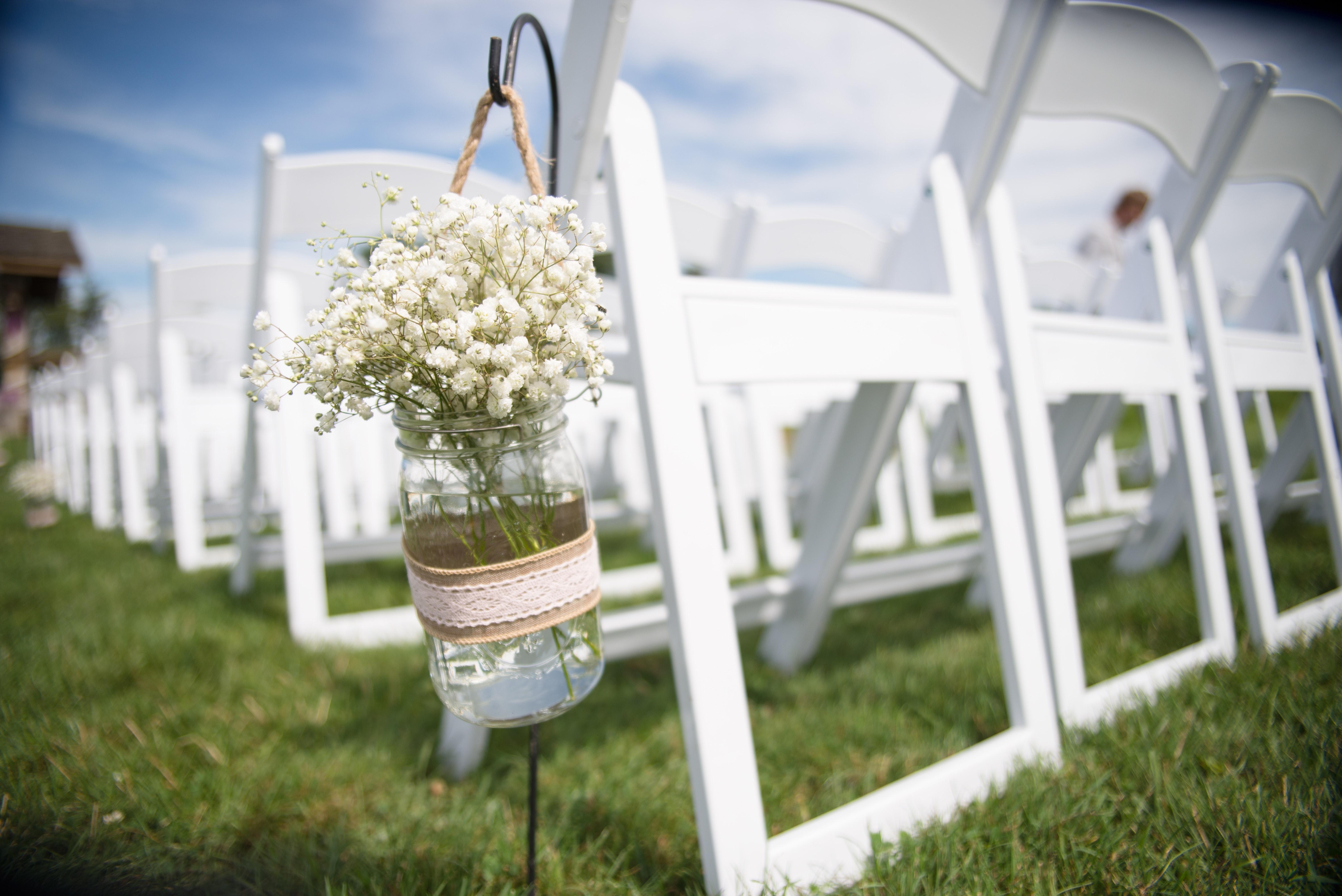 Rustic Chic Wedding Barn Virginia - Under the Stars Farm